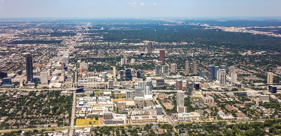 Houston Aerial Photography