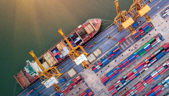 Maritime Drone Photography